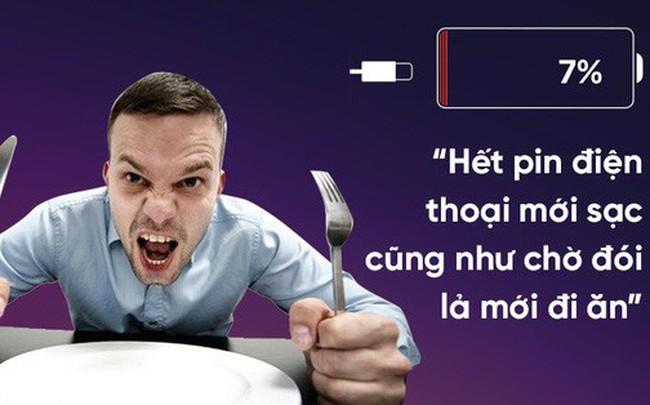 """Sạc điện thoại qua đêm, tắt ứng dụng ngầm, bật wifi và """"ti tỉ"""" vấn đề khi dùng smartphone"""