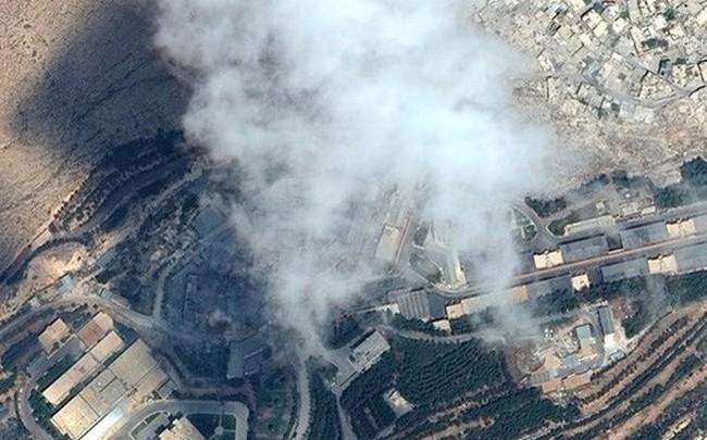 CẬP NHẬT: PK Syria diệt tên lửa Israel ở độ cao cực thấp - Đã có mảnh xác làm bằng chứng