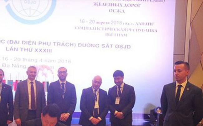 Việt Nam tìm cơ hội phát triển logistics đường sắt