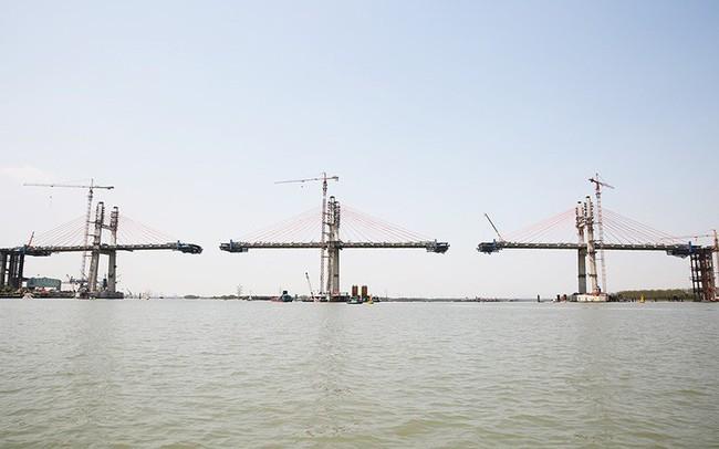 Quảng Ninh: Hợp long dự án cầu Bạch Đằng hơn 7.000 tỷ đồng