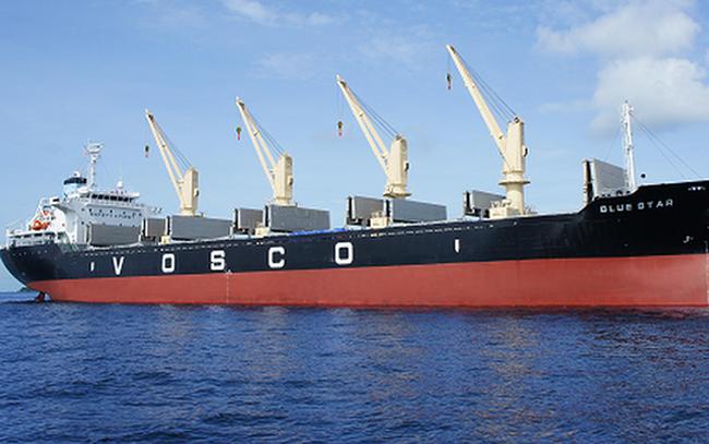 Vosco (VOS): Quý 1 vẫn lỗ hơn 30 tỷ đồng