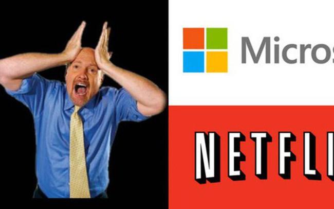 Chuyên gia dự đoán Microsoft sẽ mua lại Netflix