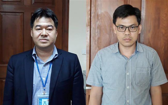 Bắt tạm giam Chủ tịch HĐTV và Kế toán trưởng Công ty TNHH MTV Lọc hóa dầu Bình Sơn