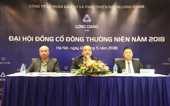 ĐHĐCĐ Long Giang Land: Tăng vốn gần 160 tỷ đồng, lên kế hoạch đầu tư hàng loạt dự án mới