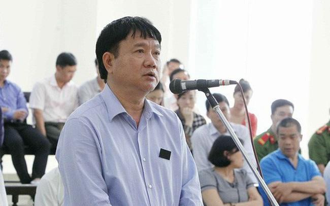 Tòa phúc thẩm bác kháng cáo, tuyên y án 13 năm tù với ông Đinh La Thăng