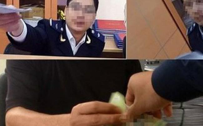 """Kỷ luật 10 cán bộ vụ hải quan Hải Phòng nhận tiền """"bôi trơn"""""""