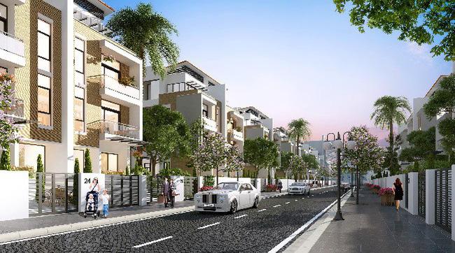 Tìm kiếm Shop villa giữa trung tâm Hà Nội