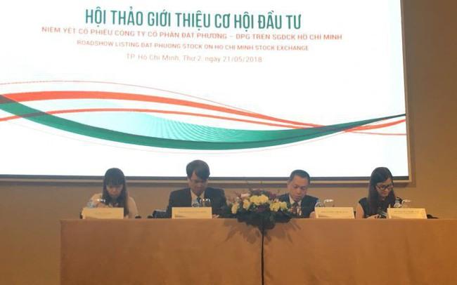 """Chủ tịch Đạt Phương: """"Mảng bất động sản vẫn đang nghiên cứu, song chúng tôi chỉ làm những gì kiểm soát được"""""""