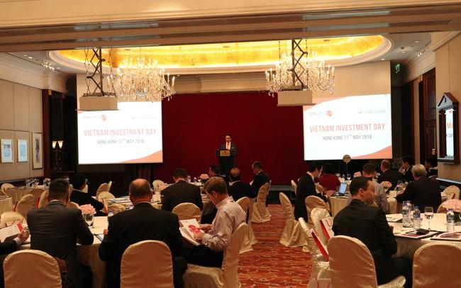 Chứng khoán Rồng Việt bắt tay cùng VinaCapital giới thiệu doanh nghiệp Việt đến nhà đầu tư nước ngoài