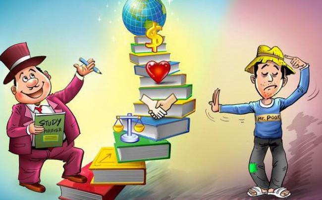Tâm thư cha gửi con gây bão MXH: Người đàn ông thực thụ cần đọc nhiều sách, học cách thua cuộc, lương thiện và kỷ luật phải đặt lên hàng đầu