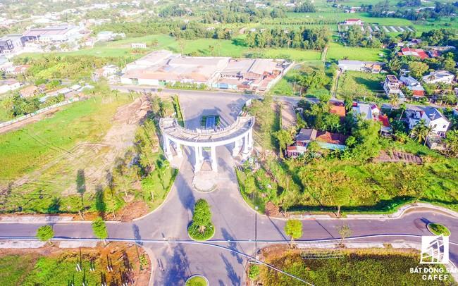 Long An: Dự án KĐT Năm Sao chưa làm thủ tục xin cấp giấy phép xây dựng hạ tầng