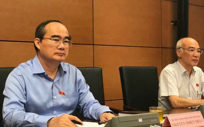 Bí thư Thành ủy Nguyễn Thiện Nhân sẽ gặp dân Thủ Thiêm sau kỳ họp Quốc hội
