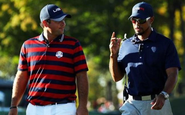 Tiger Woods cùng nhóm đấu với Reed, Koepka ở Wells Fargo Championship
