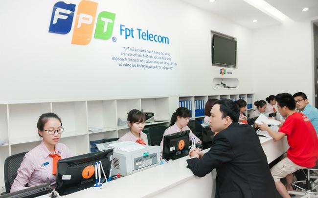 FPT Telecom báo lãi sau thuế 269 tỷ đồng trong quý 1/2018, tăng 22% so với cùng kỳ