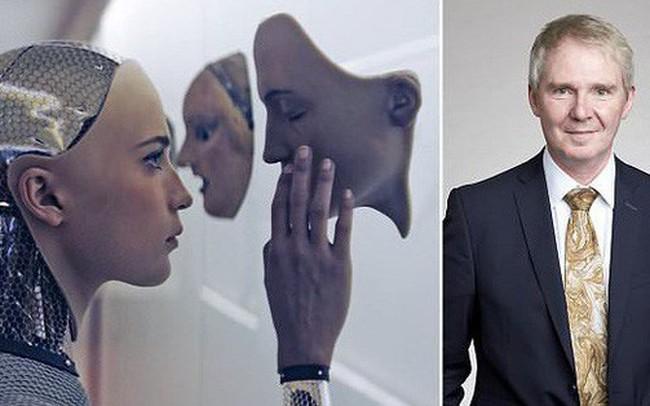 Giáo sư Oxford: Con người và robot sẽ chung sống với nhau như một gia đình