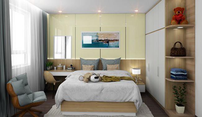 Nhu cầu căn hộ 2 phòng ngủ vẫn tăng cao vào đầu năm 2018