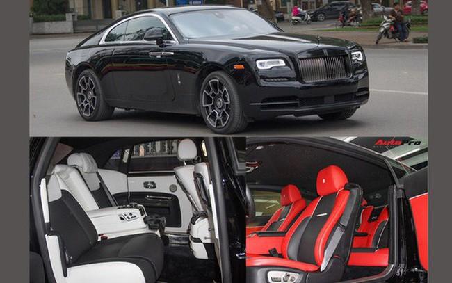 Bộ ba Rolls-Royce bản Black Badge với 3 phong cách nội thất độc đáo tại Việt Nam