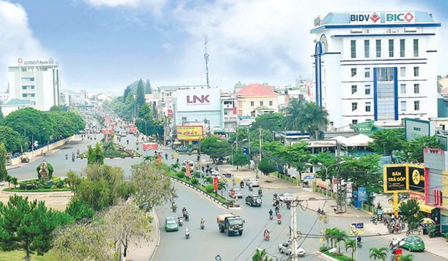 Thị trường BĐS Gia Lai tăng trưởng nhờ lợi thế vị trí và tài nguyên