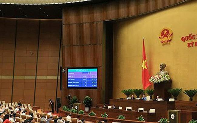 Kỳ họp thứ 5 Quốc hội khóa XIV đã quyết định nhiều vấn đề hệ trọng