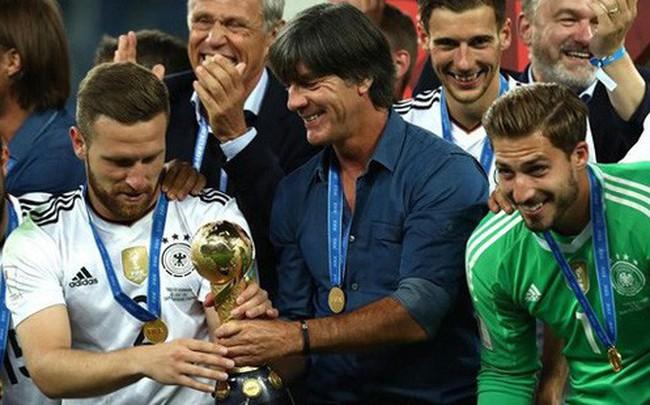 HLV Joachim Low: 'Đức khó giữ ngôi vua World Cup'