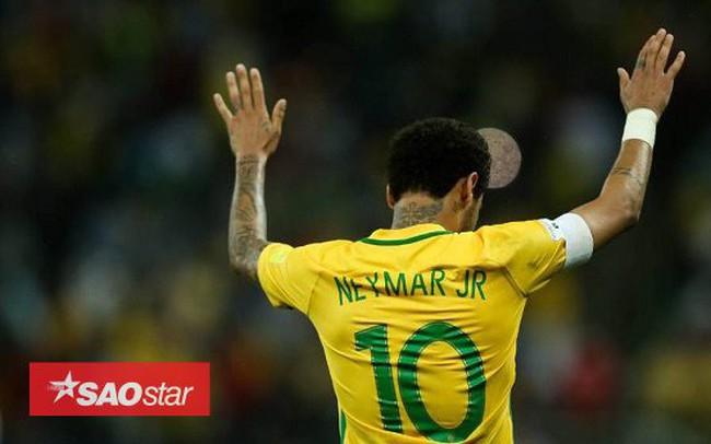 Tiết lộ thông tin gây sốc về Neymar, HLV đội tuyển Brazil khiến fan lo sốt vó