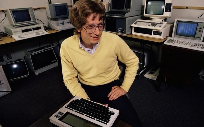 Bill Gates: Nếu không có những kiến thức được học ở trường, sẽ không có Microsoft như ngày hôm nay