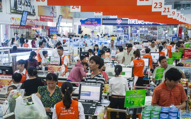 Tổng mức bán lẻ hàng hoá trong 5 tháng tăng 10,1%