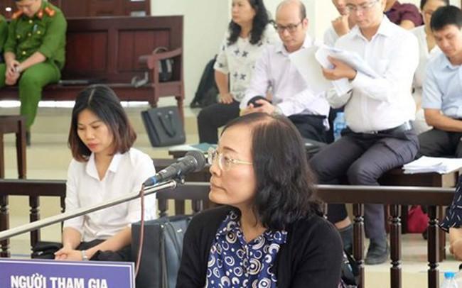 """Cựu thành viên HĐQT PVN: """"Nể"""" ông Đinh La Thăng nên xác nhận không đúng thực tế"""