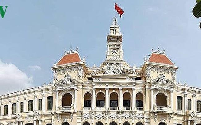 TPHCM phấn đấu là Trung tâm thương mại của Đông Nam Á