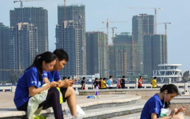 Trung Quốc ra tay kiềm chế cơn sốt đất trên đảo Hải Nam