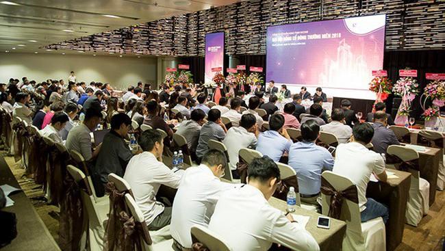 Hung Thinh Incons tổ chức thành công Đại hội đồng cổ đông thường niên năm 2018