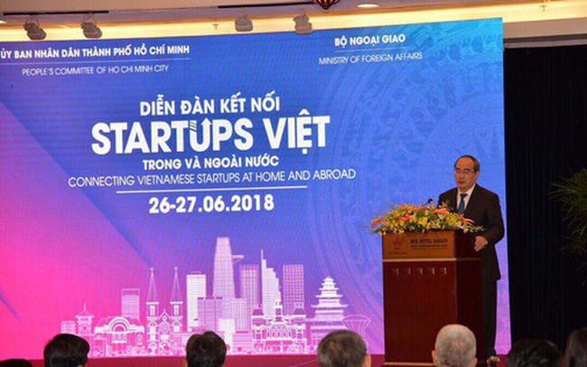 TP HCM đã chi hàng chục triệu USD cho khởi nghiệp sáng tạo