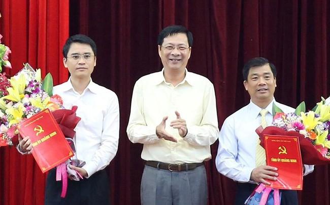 Quảng Ninh điều động, bổ nhiệm nhân sự chủ chốt