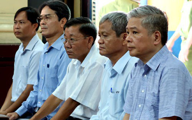 Đại diện Ngân hàng Nhà nước đề nghị giảm án cho nguyên Phó Thống đốc Đặng Thanh Bình và các bị cáo