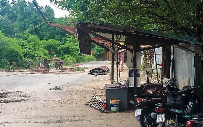 Sau 'lệnh' Chủ tịch Hà Nội, bãi xe lậu 10.000m2 đất 'vàng' bị xóa sổ