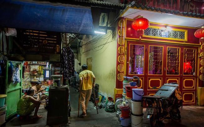Cuộc sống trong những căn nhà siêu nhỏ ở trung tâm Sài Gòn