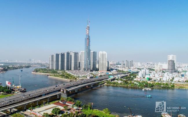 Nhà cao tầng - giải pháp tất yếu của không gian đô thị hiện đại