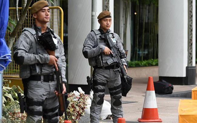 Đây là lý do Singapore dùng những chiến binh tới từ một bộ lạc của Nepal bảo vệ Hội nghị Thượng đỉnh Mỹ - Triều Tiên