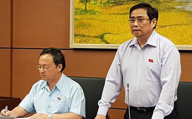 """Trưởng Ban Tổ chức Trung ương: """"Phong Thiếu tướng với Giám đốc Công an tỉnh là có lý"""""""