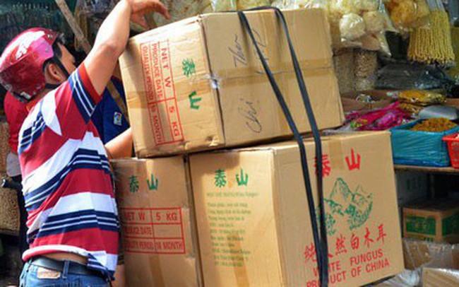 Lo hàng Trung Quốc tràn vào Việt Nam