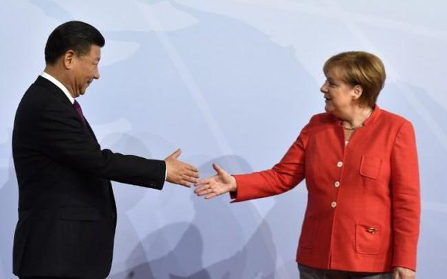 Trade War trở nên khó lường hơn sau khi Đức và Trung Quốc bắt tay chống Mỹ