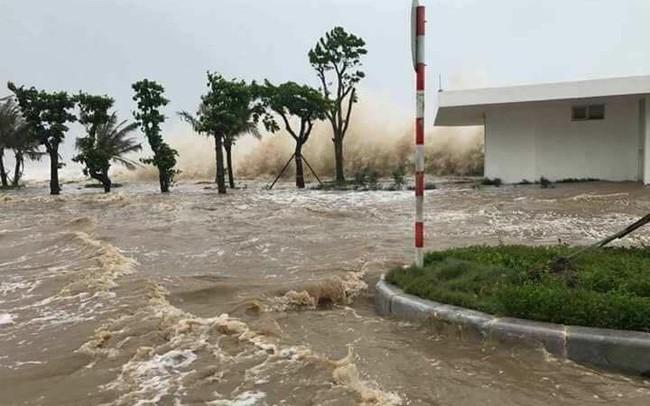 Dự báo có 4 - 5 cơn bão đổ bộ vào đất liền nước ta từ nay đến cuối năm