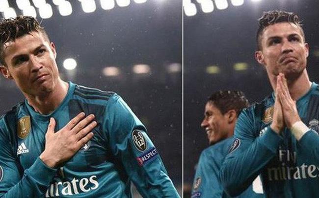 Có lẽ từ khoảnh khắc xúc động này, Ronaldo đã quyết định gia nhập Juventus
