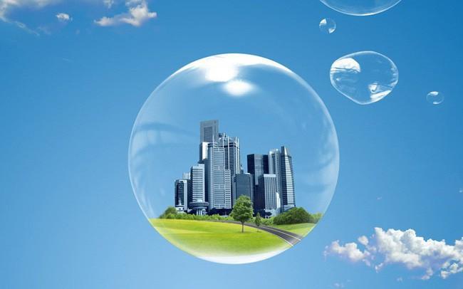 Nhìn vào những dấu hiệu này để xem thị trường bất động sản có bong bóng hay không?