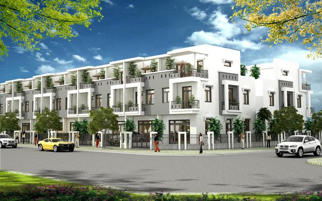 Đồng Nai: 680 căn nhà phố gia nhập thị trường