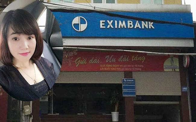 """Vụ hot girl ngân hàng """"rút ruột"""" 50 tỷ đồng: Toà tuyên Eximbank phải trả tiền cho khách hàng"""