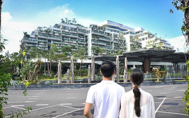 Tòa nhà có nhiều vườn treo nhất Việt Nam chính thức đi vào hoạt động