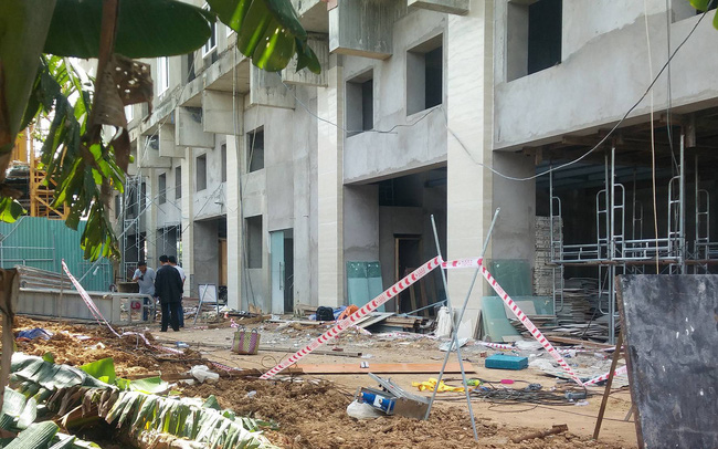Dự án Tân Bình Apartment bị phạt 1,6 tỷ đồng vì dính nhiều sai phạm