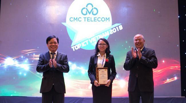 CMC Telecom được vinh danh là Nhà cung cấp điện toán đám mây hàng đầu Việt Nam