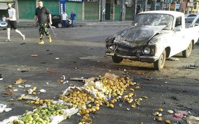 IS đánh bom liều chết hàng loạt ở Syria: Ít nhất 215 người chết, 180 người bị thương
